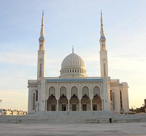 Mosque of Emir Abdelkader