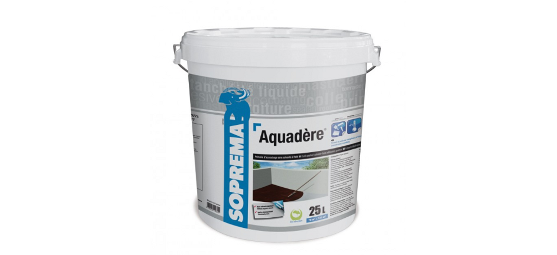 AQUADERE®: a responsible choice